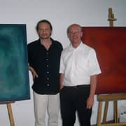 Ausstellung Synovate Stanko & Harald
