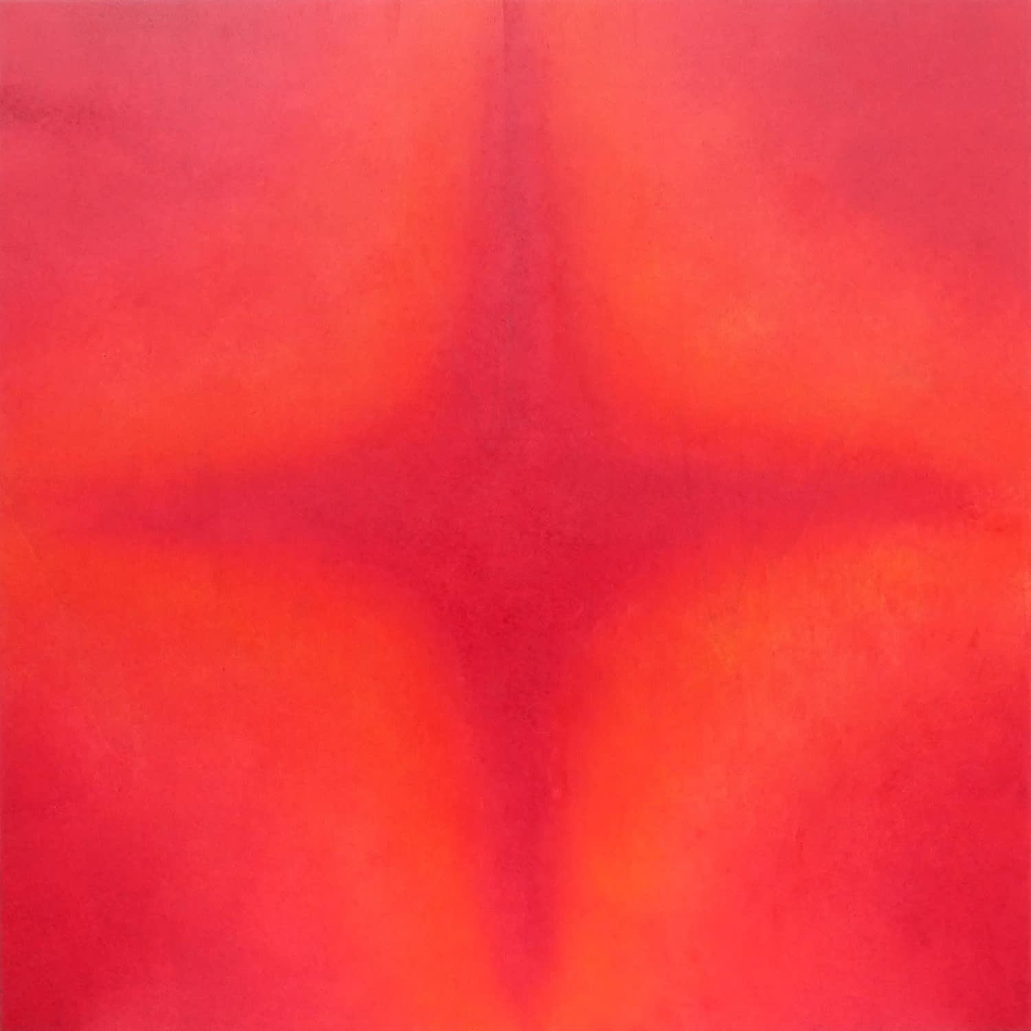 cross-kreuz | 2020 | Oil on Canvas | 80 x 80